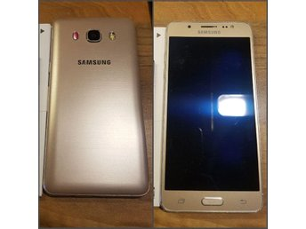 Samsung Galaxy J5 (6) 16Gb defekt, fuktskadad