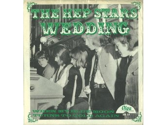"The Hep Stars - Wedding (7"", Single)"