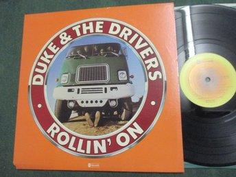 "Duke & The Drivers ""Rollin On"""