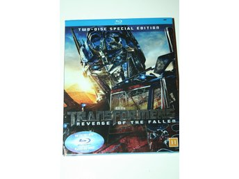 Transformers - Revenge of the Fallen (2-disc Blu-ray)