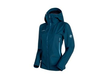 MAMMUT MERON LIGHT HS JACKET  WOMANS Jay Medium  Rek butikspris: 4000 kr