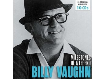 Vaughn Billy: 20 original albums 1955-62 (10 CD)