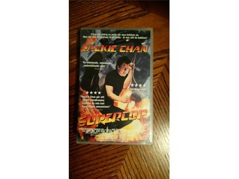 VHS Supercop Jackie Chan