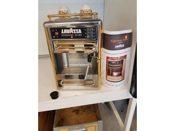Espressomaskin/espresso point Lavazza