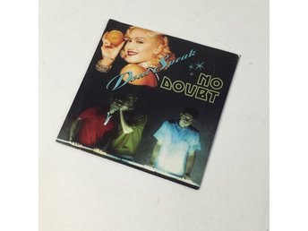 No Doubt - Don't Speak (CD single)