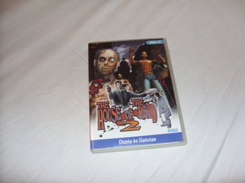 The House of The Dead 2 SEGA PC CD ROM Engelsk Portugal utgåva arkad shooter