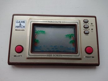 Parachute - Game & Watch - Nintendo - Game And Watch