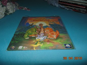The land before time II - 1st Laserdisc