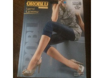 Nya, Leggings, Gemma, Black, stl L/XL, 42-46, OROBLU
