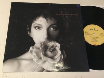 KATE BUSH the sensual world LP -89 Ger EMI 064-79 3078 1