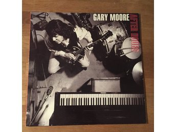 GARY MOORE - AFTER HOURS. (LP)