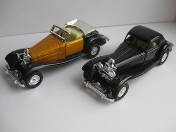 Robetoy Leksaker Cars Bilar Metall 1:43 2st Antique Antik Klassisk nr 3