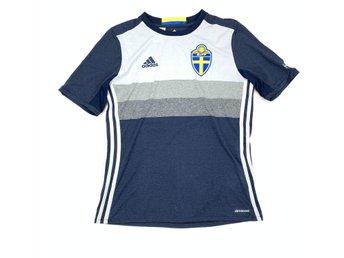 Sverige Tröja, SvFF, stl XL, Adidas, Bortaställ
