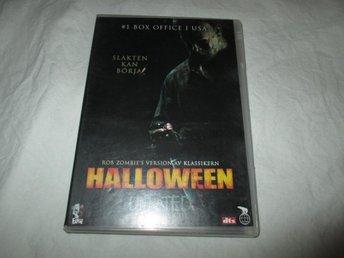 Halloween - Rob Zombie - Unrated - Utgått - Sollentuna - Halloween - Rob Zombie - Unrated - Utgått - Sollentuna