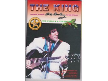 The King,finska Elvis fanclub tidning nr 4 2005
