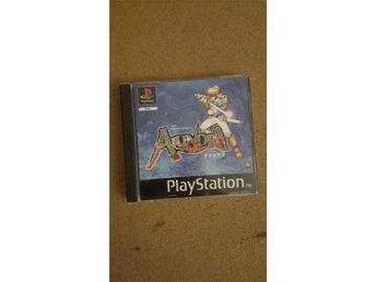 Playstation 1 The Adventures Alundra