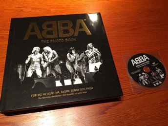Abba - The Photo Book inkl musik CD