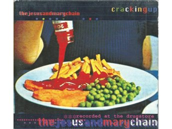 THE JESUS AND MARYCHAIN - CRACKING UP (CD MAXI/SINGLE )