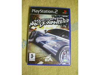 NEED FOR SPEED ,MOST WANTED,PLAYSTATION 2 I OK BEG SKICK - Fällfors - NEED FOR SPEED ,MOST WANTED,PLAYSTATION 2 I OK BEG SKICK - Fällfors