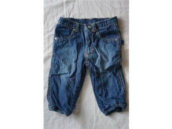 Söta tunt fodrade jeans från Baby by Lindex strl 68 - Trensum - Söta tunt fodrade jeans från Baby by Lindex strl 68 - Trensum