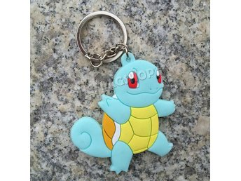 Nyckelring Pokemon Go Squirtle
