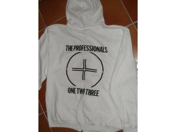 PROFESSIONALS - LARGE -Zipper-Hoodie - (Sex Pistols, Jones & Cook,)