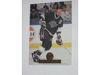 1994-95 Wayne Gretzky #345 Leaf - Ljungby - 1994-95 Wayne Gretzky #345 Leaf - Ljungby