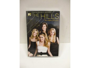 THE HILLS - Säsong 1 (3 DISK) - FINT SKICK!