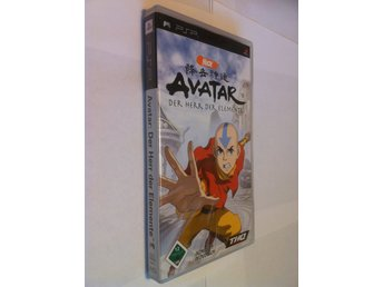 PSP: Avatar - The Legend of Aang