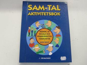 Sam-tal aktivitetsbok - Alex Kelly