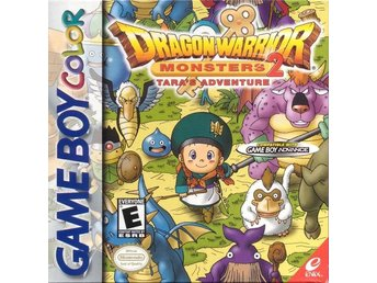 Dragon Warrior Monsters 2: Taras Adventure - Gameboy Color