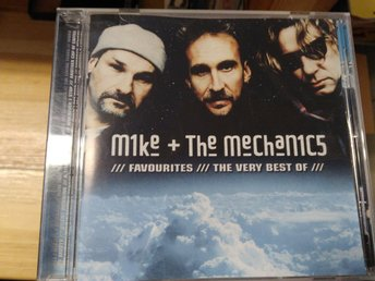 M1ke + The Mechan1c5 - Favourites: The Very Best Of, CD