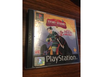 PS 1 One Mulan Disney