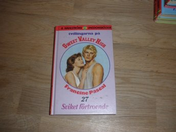 Tvillingarna på Sweet Valley High 27 - Sviket förtroende