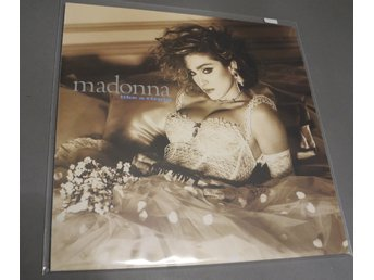 Madonna Like a wirgin LP