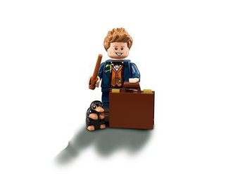 LEGO Minifigures Harry Potter - Newt Scamander