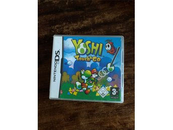Yoshi Touch and Go - Nintendo DS