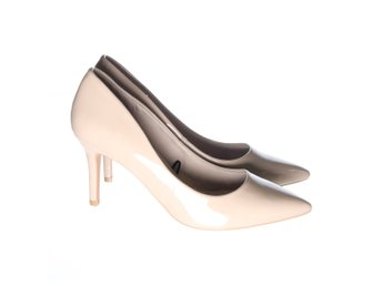 H&M, Pumps, Strl: 38, Beige