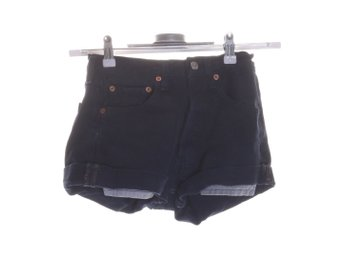 Levi Strauss & Co, Shorts, Strl: 26x28, Blå