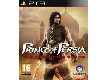 Prince of Persia: The Forgotten Sands - Helt nytt till PS3!!!