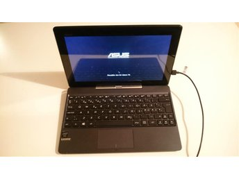 [PC/tablet] - Asus transformer book T100 2 i 1 dator OBS! touch-defekt - spricka - älmhult - [PC/tablet] - Asus transformer book T100 2 i 1 dator OBS! touch-defekt - spricka - älmhult