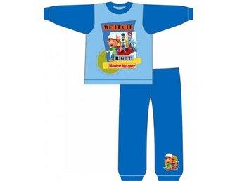 Official Disney Handy Manny pyjamas. Storlek 92 - Hallsberg - Official Disney Handy Manny pyjamas. Storlek 92 - Hallsberg