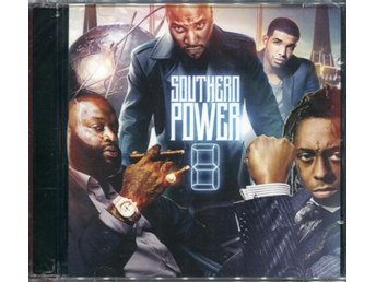 Southern Power 8 - CD + DVD - Promo - NEW