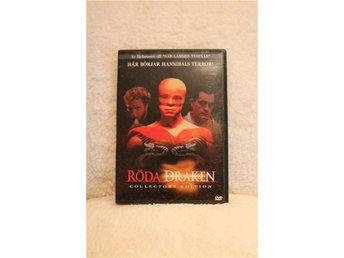 DVD Röda draken - Oskarshamn - DVD Röda draken - Oskarshamn