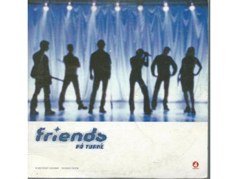 FRIENDS - PÅ TURNÉ (CD MAXI/SINGLE )