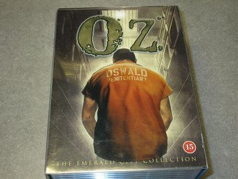 OZ - The Complete Series - Svensk text