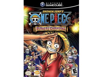 One Piece: Pirates Carnival (USA) - Gamecube