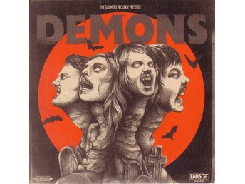 The Dahmers-Demons / Demo CD