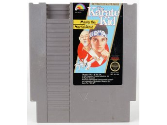 The Karate Kid - Nintendo NES - NTSC (USA)