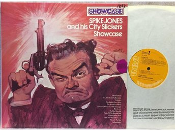 SPIKE JONES and his City Skickers Showcase - RCA NL 42730 -- NM - Bara - SPIKE JONES and his City Skickers Showcase - RCA NL 42730 -- NM - Bara